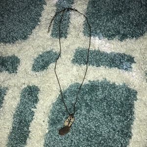 Jewelry - Dog tag style necklace